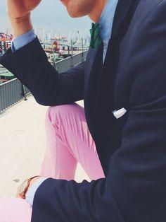 Happy Preppy (Think pink.)