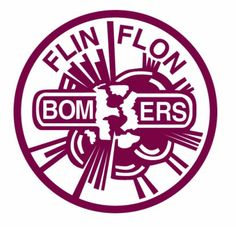 Flin Flon Bombers Primary Logo on Chris Creamer's Sports Logos Page - SportsLogos. A virtual museum of sports logos, uniforms and historical items. Hockey Logos, Hockey Teams, Sports Logos, Bad Logos, Computerized Embroidery Machine, Embroidery Files, As You Like, First Love, Caps Hats
