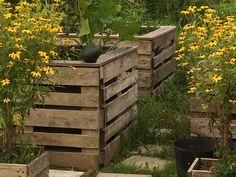 178 Besten Hochbeete Bilder Auf Pinterest Farmhouse Garden