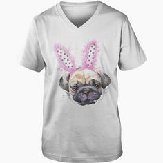 cute #Pug #dog, Order HERE ==> https://www.sunfrog.com/LifeStyle/122891385-663486851.html?49095, Please tag & share with your friends who would love it, #jeepsafari #renegadelife #birthdaygifts