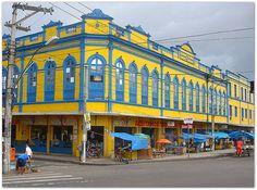 Casarões de Belém (Cidade Velha) - Belém do Pará | = = = = =… | Flickr
