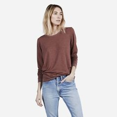 Everlane | The French Terry – Everlane