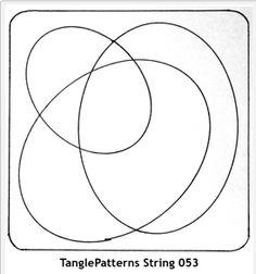 TanglePatterns String 053 « TanglePatterns.com