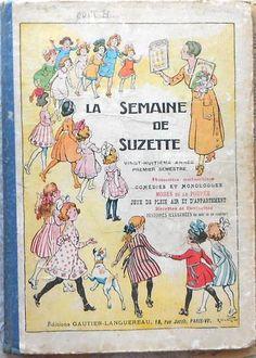 La Semaine de Suzette. 3 Decembre 1931 – 26 Mai 1932