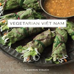 Vegetarian Viet Nam by Cameron Stauch.In the years he spent living and cooking in Vietnam, Cameron Stauch learned about a tradition of vegetarian Vietnamese cuisine that is light and full of flavor. Vegetarian Vietnamese, Vietnamese Cuisine, Vegetarian Cooking, Easy Cooking, Vegetarian Recipes, Healthy Recipes, Vietnamese Recipes, Healthy Cooking, Healthy Eating
