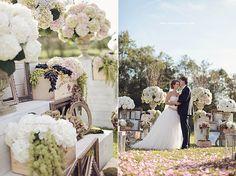 Элегантная классика: свадьба Наташи и Антона - http://weddywood.ru/elegantnaja-klassika-svadba-natashi-i-antona/