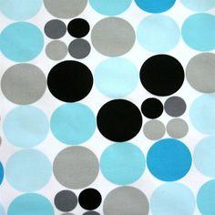 Blue, black, grey dots! I want lots and lots!