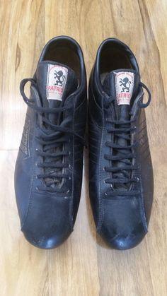 422c7703850d Vintage Puma Pele Santos soccer boots UK 8 Made in West Germany ...