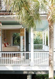 beach hous, sullivans island, sweet dreams, sullivan island, front porches