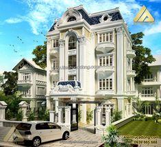 Mẫu nhà đẹp biệt thự cổ sang trọng tính tế http://www.kientrucadong.com/mau-nha-dep-thiet-ke-biet-thu-co-dien-tp-hai-phong-655-100.html