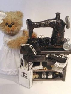 Chanel by Shaz Bears
