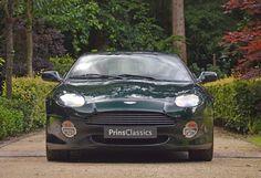 Aston Martin DB7 Type:Vantage , manual Bouwjaar:1999