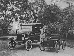 Henry Ford - 1924 by Origins of Business, via Flickr