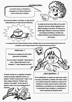 El Rincón de las Melli: Los Santos Óleos