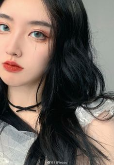 Cute Girls, Cool Girl, Korean Picture, Korean Photoshoot, Makeup Hacks Videos, Very Pretty Girl, Ulzzang Makeup, Ulzzang Korean Girl, Black Pink Kpop