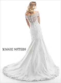 Maggie Sottero, Calypso Bridal Gown @ Ferndale's