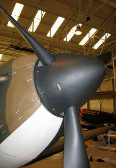 Spitfire Mk.I Black & White