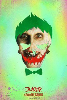 Suicide Squad Joker GIF Poster