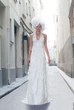 Cymbeline - Abiti da sposa in pizzo stile vintage - Find ideas and plan your wedding dream - pinthewedding.com