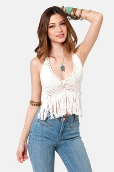 Beach! I have been wanting this top ever since I saw it in some movie years ago