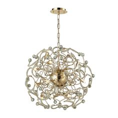 """Weirdly tempting, but in a way that would be hideous. It would be our way of saying """"the world is full of ugly chandeliers,"""" only no one would get it except us, so what's the point."""