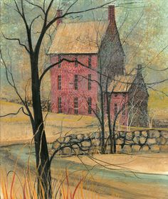 Premiere Gallery for P Buckley Moss art and collectibles. Rare prints at issue price plus vintage prints and original paintings not seen at most galleries Primitive Painting, Primitive Folk Art, Moss Art, Ink In Water, Cottage Art, Country Art, Naive Art, Autumn Art, Illustration Art