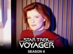 Star Trek: Voyager (TV Series 1995–2001)