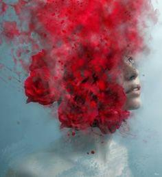 "Saatchi Art Artist Bojan Jevtić; Photography, ""FALLING IN LOVE - Limited 3 of 20"" #art"