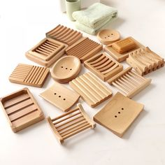Multi Design Wooden Soap Stand  Price: USD 15.34 & FREE Shipping  #naturethemeliving #naturehomedecor #naturewallpapers #woodenware #woodenkitchenware #bambooware #bambooproducts #kitchenware #planter
