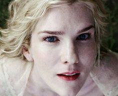 Lily Rabe as Misty Day. I don't know why I love her face.