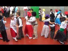 Colegio Saucillo: Educación Infantil Día de Canarias.wmv - YouTube