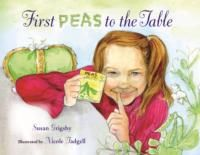 First Peas to the Table - Fun to read to the second graders when they are growing spring peas.  It mentions Thomas Jefferson too.