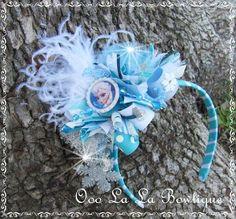 Frozen headband