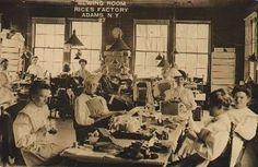 Sewing Room Rice's Factory