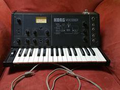 MATRIXSYNTH: Vintage KORG VC-10 Music Keyboard Synthesizer Voco...