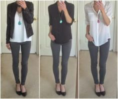 On the Daily EXPRESS: Top Three Grey Jeans Outfits 2019 skinny jeans out… On the Daily EXPRESS: Top Three Grey Jeans Outfits 2019 skinny jeans outfit summer and skinny jeans outfit Outfit Jeans, Skinny Pants Outfits, Grey Skinny Jeans Outfit, Outfits Leggins, Dark Grey Jeans, Jean Jacket Outfits, Jeans Outfit Summer, Grey Pants, Super Skinny Jeans