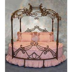 windsor beds,king beds, royalty, round beds - Polyvore