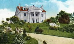 JFK's residence from 1929-1942  294 Pondfield Road (Crownlands)  Bronxville, New York   (Bought in May 1929, sold January 1942; estate has since been subdivided)