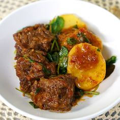 Rabada - Rebel Without Applause Oxtail Recipes, Meat Recipes, Mexican Food Recipes, Italian Recipes, Cooking Recipes, Healthy Recipes, Amish Recipes, Dutch Recipes, Healthy Cooking