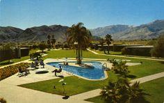 Desert Isle Hotel Palm Springs CA by Edge and corner wear, via Flickr