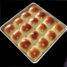 Soft Fluffy Japanese Style Sweet Dinner Rolls by scentofspice: So good that you won't have any left over for breakfast.