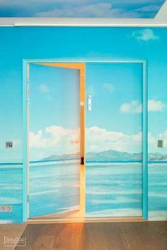 Gym, Beach, Frame, Painting, Home Decor, Picture Frame, Decoration Home, The Beach, Room Decor