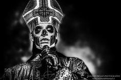 Papa Emeritus III - Ghost B.C Hellfest 2016  All Right Reserved © Salvatore Lio 2016  FB: https://www.facebook.com/Sasametal/