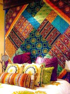 Fadfay Bohemian Style Duvet Covers Bohemian Style Bedding Sets Bohemian Style Bedding Uk Hippie Quilt For Wall And Rocking Pillows