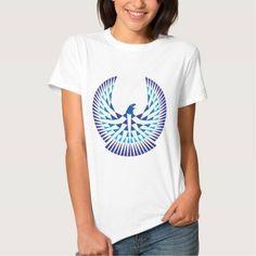 (Freedom Lodge Logo shirt blue) #AmericanIndians #Dakota #Lakota #NativeAmericans #Sioux is available on Funny T-shirts Clothing Store   http://ift.tt/2cnp01c
