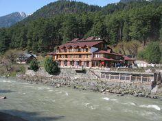Hotel in Pahalgam, Kashmir