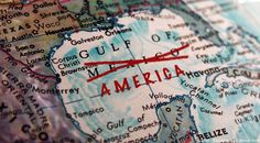 GULF OF AMERICA! Get it Right!!