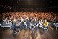 epicaofficial#Obrigado #SãoPaulo #Brasil!  What a great night on our first international #epicmetalfest. We can't wait to be back!