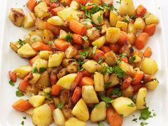Roasted Root Vegetables Recipe : Food Network Kitchens : Food Network - FoodNetwork.com