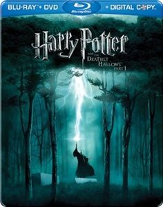 DVD   from $1.05 Harry Potter And The Deathly Hallows Part 1 (Steelbook Bl...